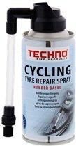Techno Bandenreparatiespray | Bandenreparatie spray | Reparatie Spray | Fiets | Tyre Repair Spray