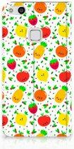 Huawei P10 Lite Standcase Hoesje Design Fruits