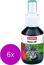 Beaphar Keep Off - Afweermiddel - 6 x