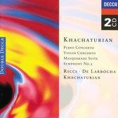 Piano Concerto/Violin Concerto/Symphony 2