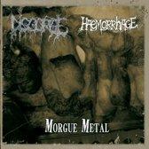 """Morgue Metal 10"""""""