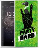 Sony Xperia XA2 Hoesje Party Hard 3.0