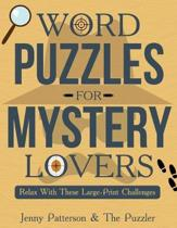 Word Puzzles for Mystery Lovers