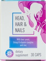 Head, Hair & Nails