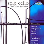 20Th Century Works For Solo Cello