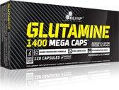 Olimp supplements Glutamine Mega Caps 1400 - 120 capsules