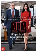 DVD cover van The Intern