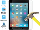 Apple iPad Air 2 - Tempered Glass Screenprotector Transparant 2,5D 9H (Gehard Glas Screen Protector - 0.3mm)