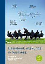 Basisboek wiskunde in business