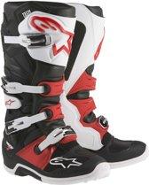 Alpinestars Crosslaarzen Tech 7 Black/White/Red-39 (6)
