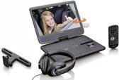 """Lenco DVP-1010 - 10"""" Portable DVD-speler - Zwart"""