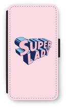 iPhone X Flip Hoesje - Superlady