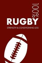 Rugby Strength and Conditioning Log