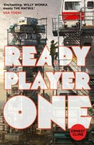 Omslag van 'Ready Player One'