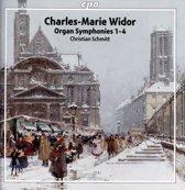 Charles-Marie Widor (1844-1937)Organ Symphonies Op13