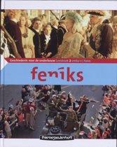 Feniks / 2 VMBO-T Havo / deel Leesboek