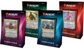 Magic The Gathering Commander 2018 Set of 4