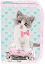 Studio Pets Kitty Car - Gevuld etui - 19,5 x 13 x 3,5 cm - Multi