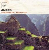 Andes - Inca Flutes