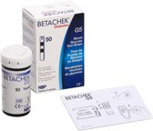 Betachek Glucose Teststrips (50st)