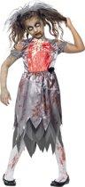 Halloween outfit Zombie bruid voor meisjes - Kinderkostuums - 122/134