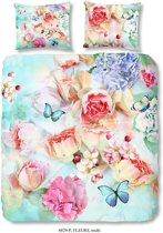 Goodmorning Dekbedovertrek Fleurs-240x200/220