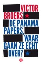 Omslag van 'De Panama papers'