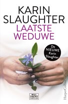 Boek cover Will Trent - Laatste weduwe van Karin Slaughter (Paperback)