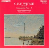 Weyse: Symphonies No.1-3