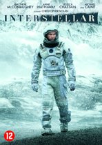 DVD cover van Interstellar