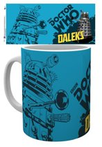 Doctor Who Dalek - Mug