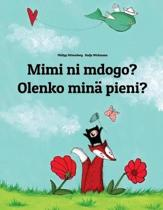 Mimi Ni Mdogo? Olenko Min Pieni?