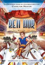 Ben Hur - De Tekenfilm (dvd)