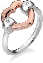 Just Add Love RGP&925 Heart Ring