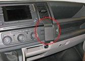 Brodit dashmount Pro Clip gehoekt gemonteerd voor VW T6 Transp./Pickup 16-16