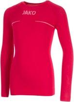 Jako Comfort Thermo Shirt - Thermoshirt  - rood - 140