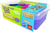 Super Sand - Extra zand - Paars - Goliath
