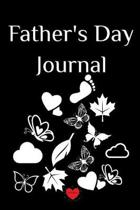 Father's Day Journal