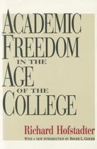 the age of reform richard hofstadter thesis He was twice awarded the pulitzer prize: in 1956 for the age of reform, an unsentimen richard hofstadter was an american public intellectual, historian and dewitt clinton professor of american history at columbia university.