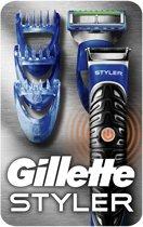 Gillette Fusion ProGlide Styler - Scheersysteem