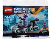 LEGO NEXO KNIGHTS™ 30378 Shrunken Headquarters (polybag)