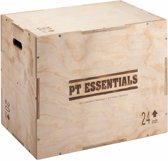 PTessentials CROSSFIT Houten Plyobox | Plyo Box | Box Jumps