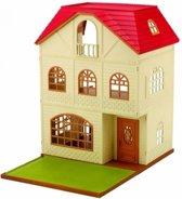 Sylvanian Families 2745 Driehooghuis   - Speelfigurenset