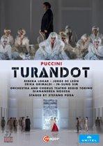 Turandot Teatro Regio Torino 2018