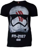 Star Wars Shirt – Stormtrooper Helmet maat XXL