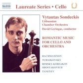 Laureate Series Romantic Music for Cello Sondeckis etc