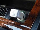 Airganix Car Cloud Wit. Schone lucht in je auto, camper. Werkt egen hooikoorts, allergie en sigarettenrook