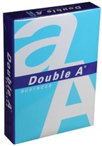 Double A Business printpapier formaat A4 75 g pak van 500 vel
