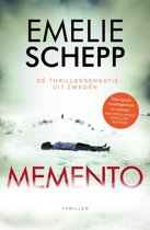 Boekomslag van 'Memento'