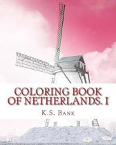 Coloring Book of Netherlands. I